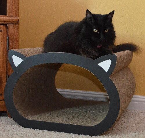 Raven CatFace Scratcher-11