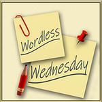 Wordless Wednesday Blog Hop Badge
